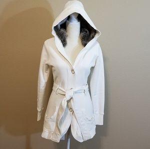 PARASUCO Lightweight Ivory Coat